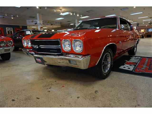 Picture of Classic '70 Chevrolet Chevelle Offered by  - NNO5