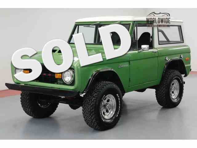 Picture of Classic 1973 Ford Bronco Offered by  - NNO8