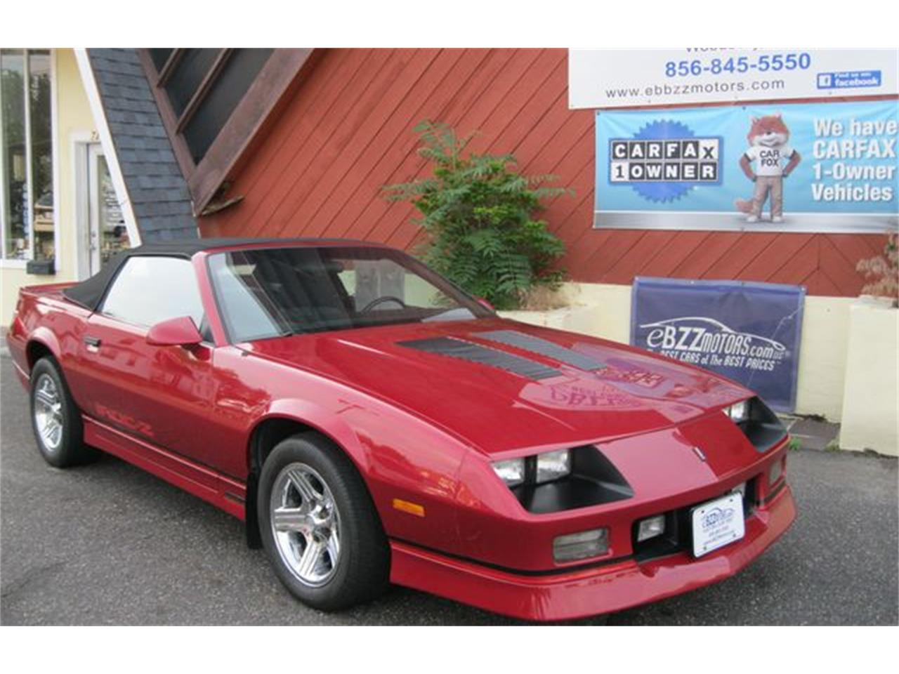 Picture of '88 Camaro IROC-Z - NNO9