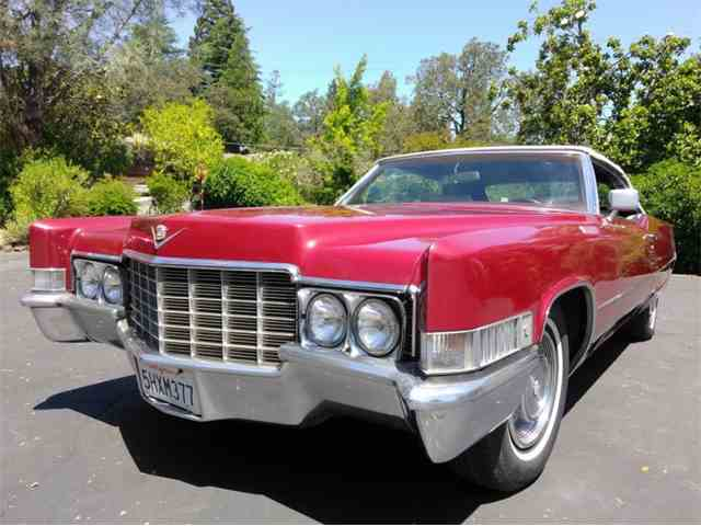 Picture of 1969 DeVille located in Nevada - NNOD