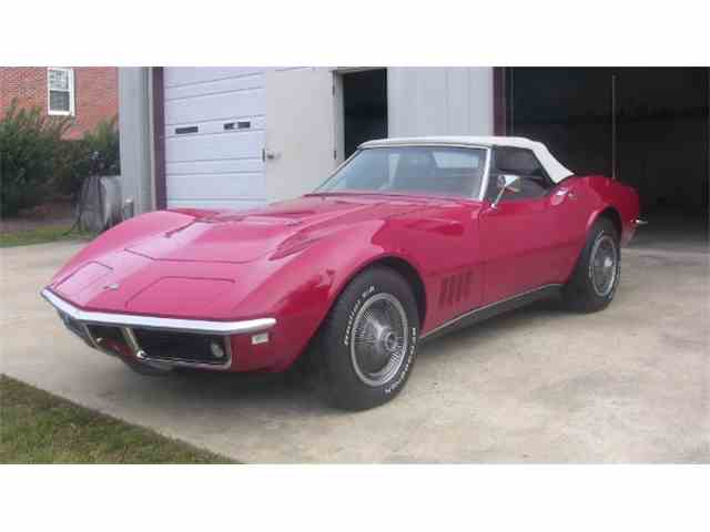 Picture of '68 Corvette - NNOF