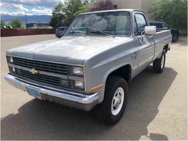 Picture of '83 Chevroelt C10 4x4 located in Nevada Offered by  - NNOK