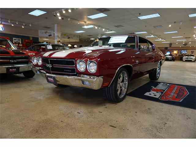 Picture of Classic 1970 Chevelle located in Glen Burnie Maryland - $44,900.00 - NNOL