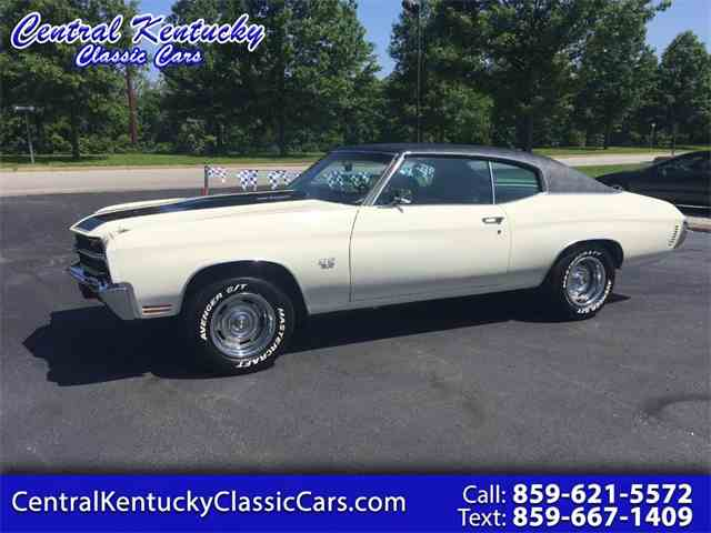 Picture of Classic '70 Chevrolet Chevelle Malibu located in Paris  Kentucky Offered by  - NNON