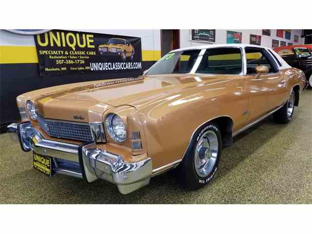 Picture of '73 Monte Carlo Offered by  - NNOP