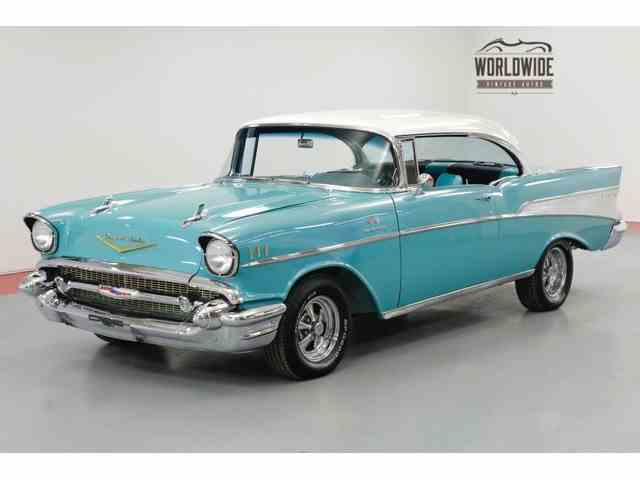 Picture of Classic '57 Chevrolet Bel Air located in Denver  Colorado - NNP1