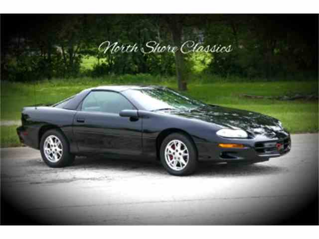 Picture of '02 Camaro - NKSM
