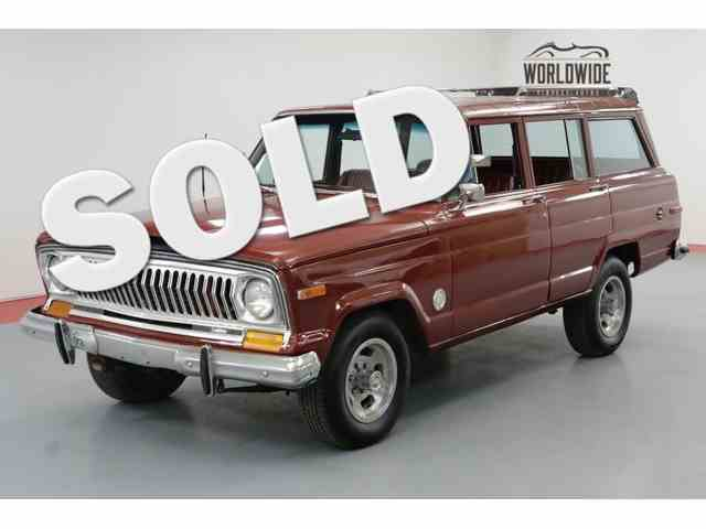 Picture of 1978 Cherokee Offered by  - NNP8