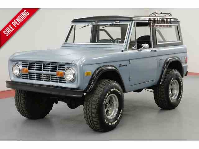 Picture of '77 Bronco - NNP9