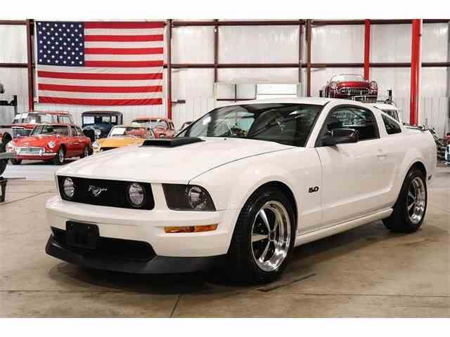 Picture of '06 Mustang - NNPA