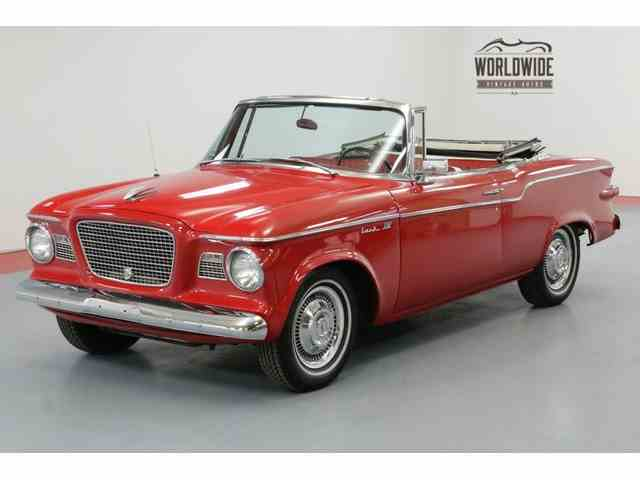 Picture of Classic '60 Studebaker Lark located in Colorado - $16,900.00 Offered by  - NNPB