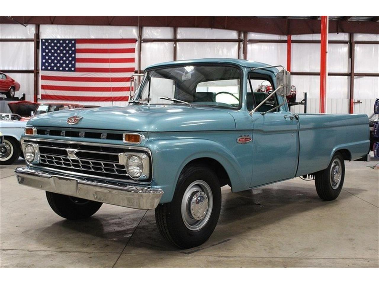 1966 ford f250 for sale cc 1103809. Black Bedroom Furniture Sets. Home Design Ideas