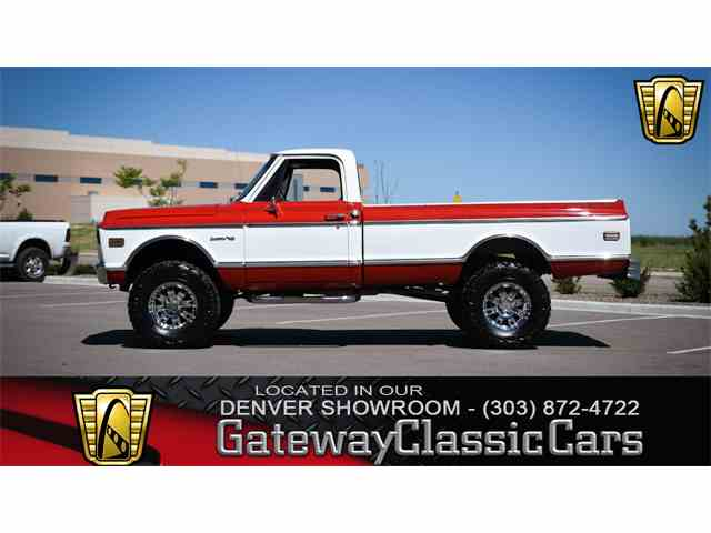 Picture of Classic 1972 K-10 Offered by  - NL25