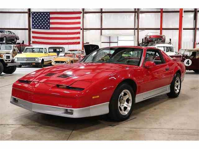 Picture of 1988 Pontiac Firebird Offered by  - NNPJ