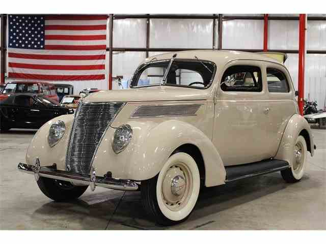 Picture of '37 Sedan - NNPM