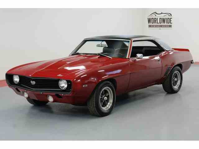 Picture of Classic 1969 Camaro located in Denver  Colorado Offered by  - NNPN