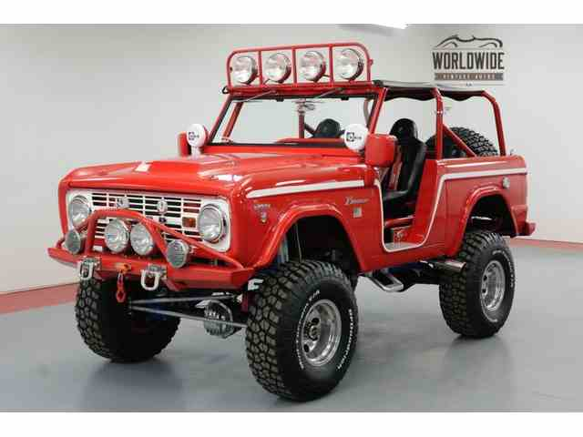 Picture of 1966 Ford Bronco located in Colorado - $66,900.00 - NNPO