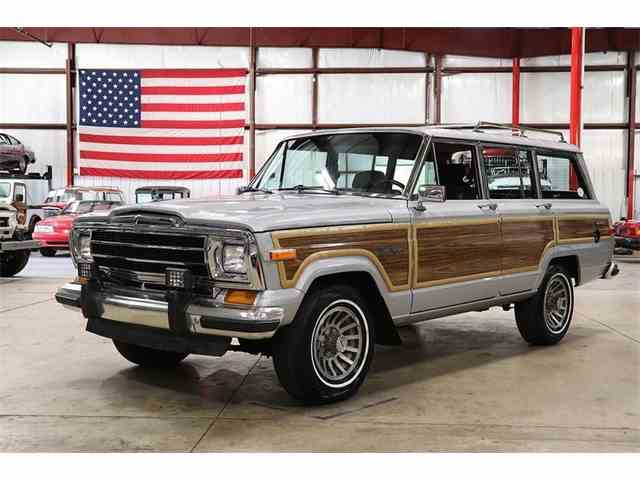 Picture of '90 Grand Wagoneer - NNPP
