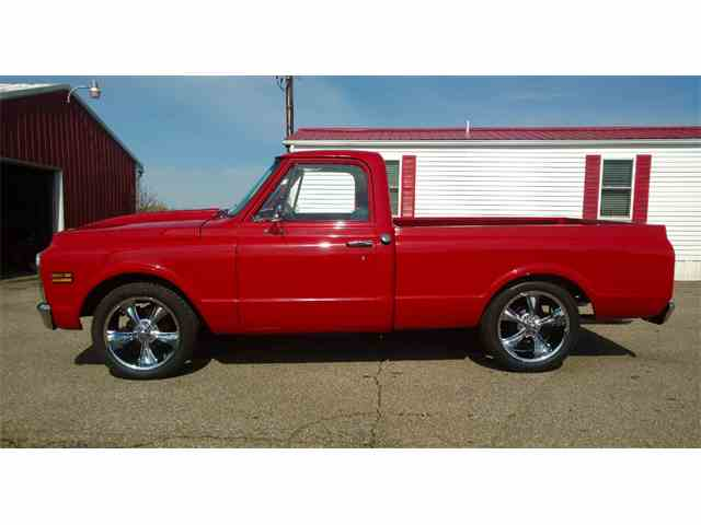 Picture of Classic '70 Chevrolet C10 - NNPU
