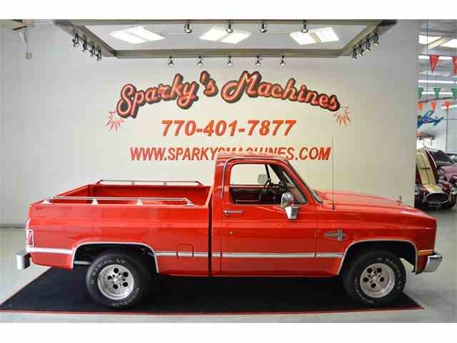Picture of 1983 Silverado located in Loganville Georgia - $19,900.00 Offered by  - NNPX