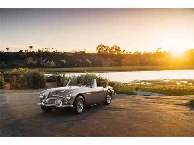Picture of Classic '66 Austin-Healey 3000 Mark III located in Pennsylvania - $110,000.00 Offered by  - NNQ2