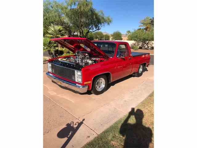 Picture of '86 C/K 10 - NNQ5