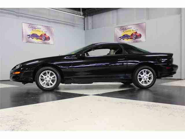 Picture of '01 Chevrolet Camaro located in Lillington North Carolina - $18,800.00 Offered by  - NNQH