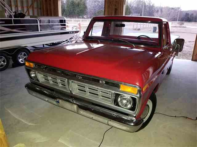 Picture of 1976 Ford F100 located in LEBANON Tennessee Offered by a Private Seller - NNQV