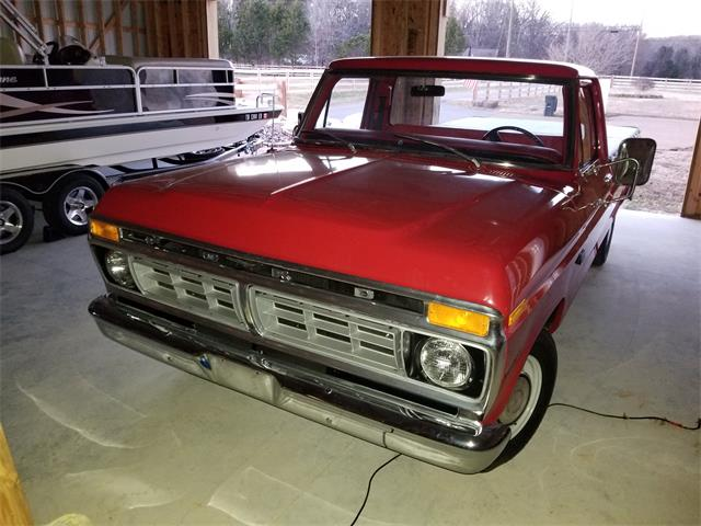Picture of '76 F100 - NNQV