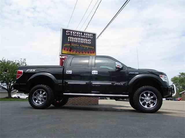Picture of '13 F150 - NNQX