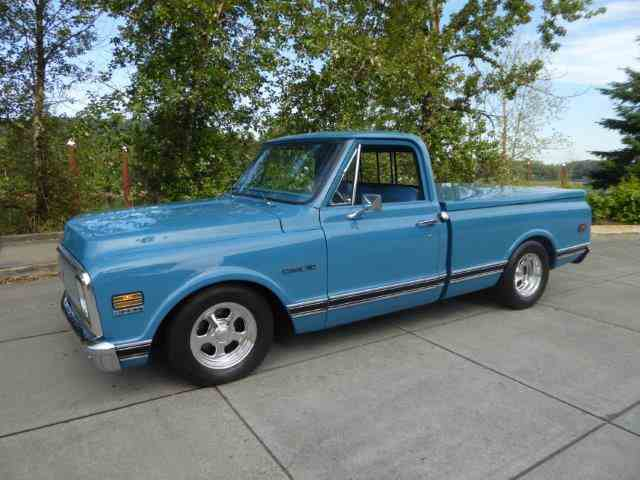 Picture of '71 C/K 10 - NNQZ