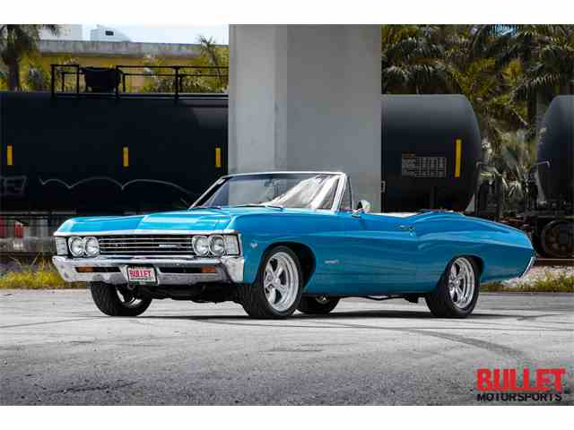 Picture of 1967 Impala - NNR1