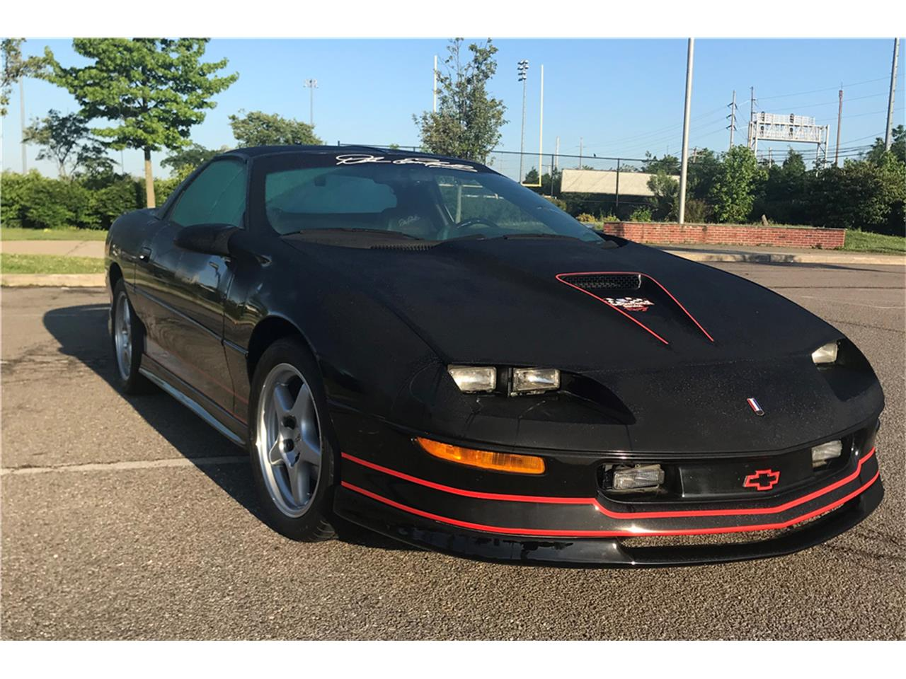 Large Picture Of 1996 Chevrolet Camaro Ss Z28 Offered By Barrett Jackson Nl2b