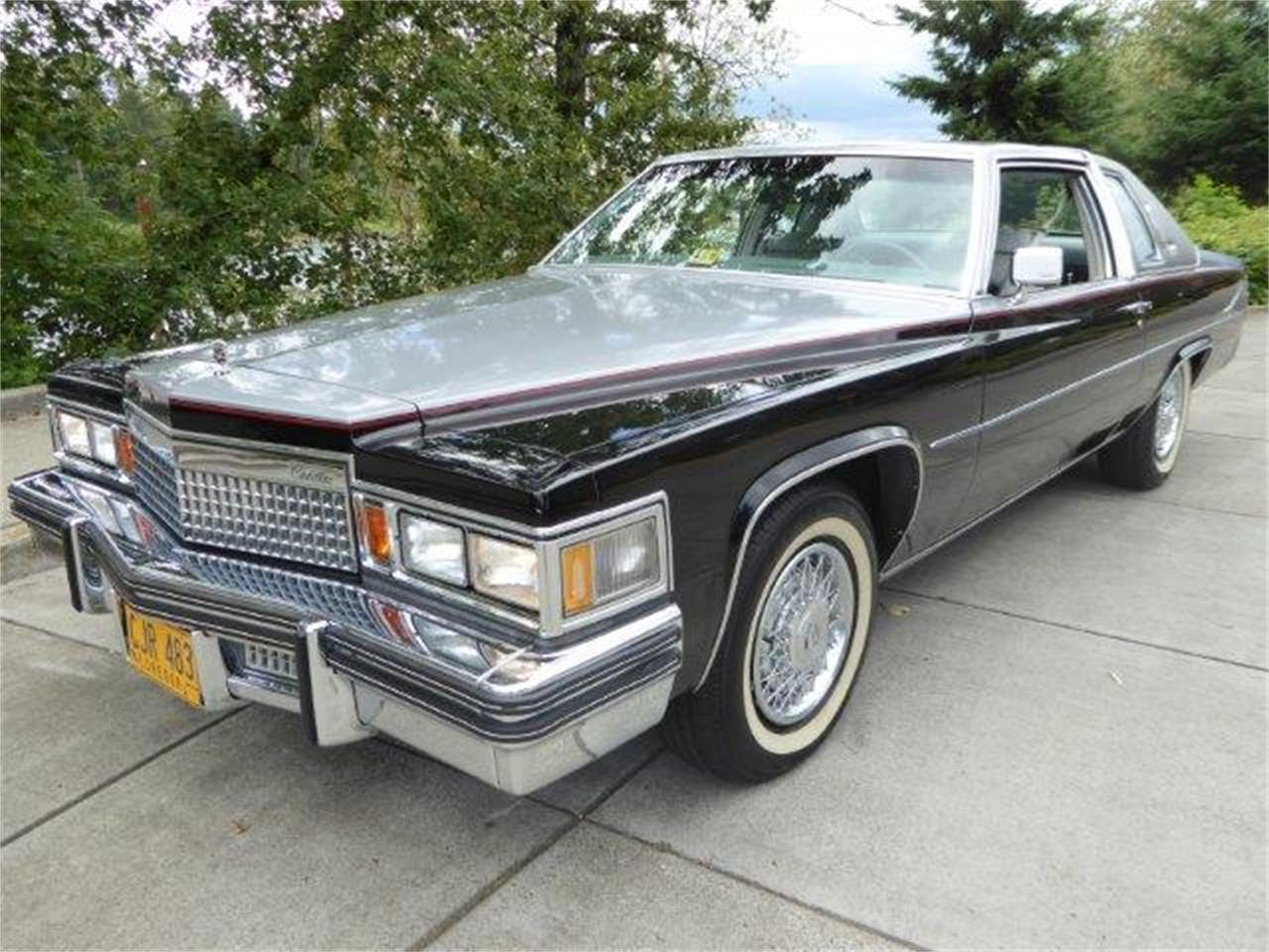 Large Picture Of 79 Cadillac DeVille Offered By Affordable Classics Inc