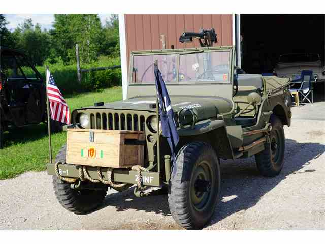 Picture of Classic '45 GPW located in Goetzville Michigan - NNR9