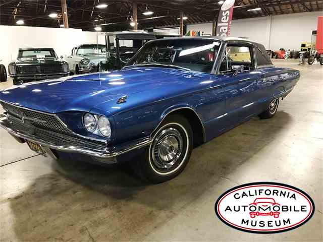 Picture of 1966 Ford Thunderbird located in Sacramento California - NNRC