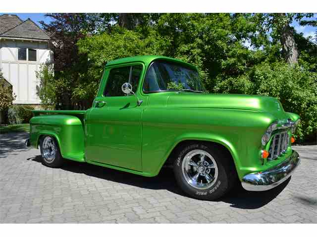 Picture of Classic '56 Chevrolet Pickup Offered by  - NNRD