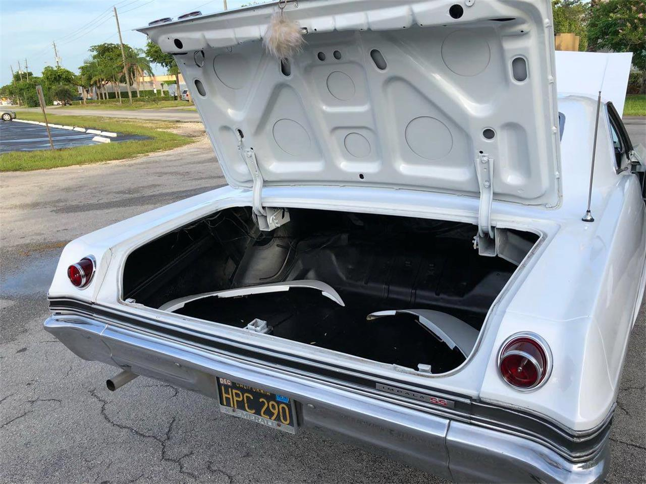 Large Picture of '65 Chevrolet Impala SS Offered by a Private Seller - NNRP