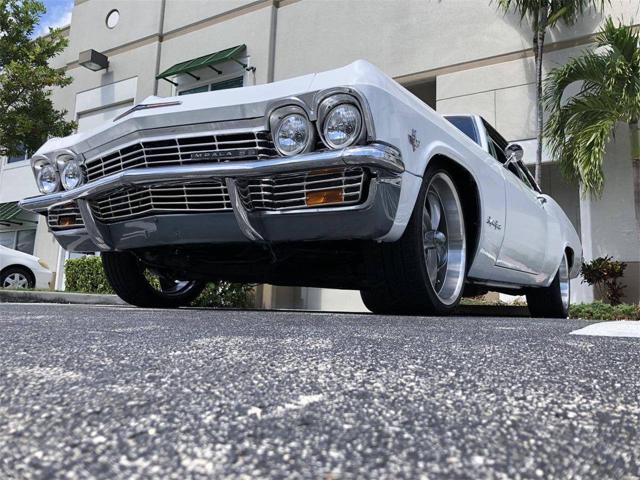 Large Picture of 1965 Impala SS located in Pompano Beach Florida Offered by a Private Seller - NNRP