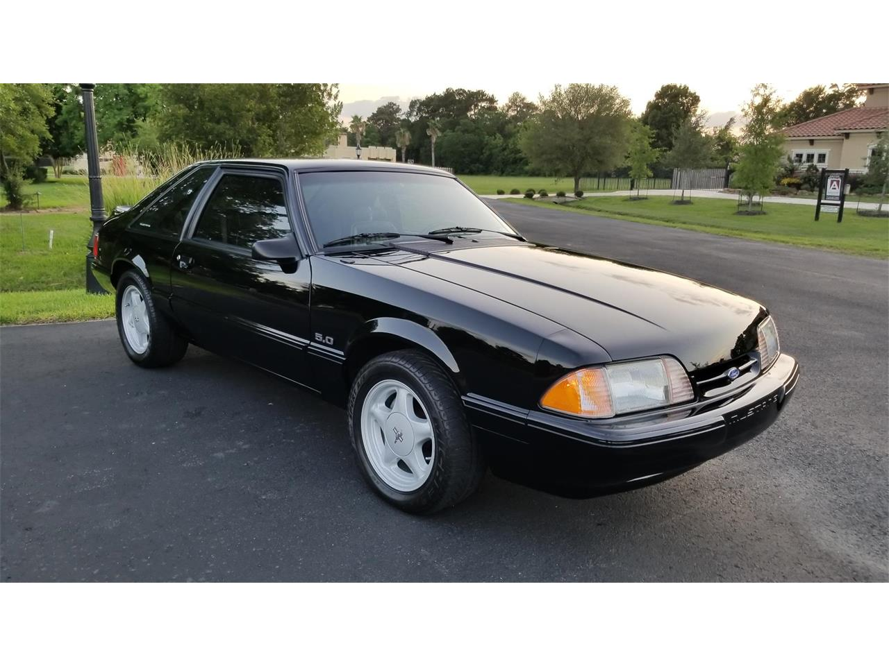 For sale 1992 ford mustang in conroe texas