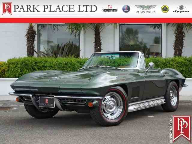Picture of 1967 Chevrolet Corvette located in Bellevue Washington - $79,950.00 Offered by  - NL2F