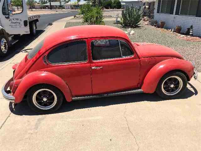 Picture of Classic 1971 Super Beetle Offered by  - NNS9