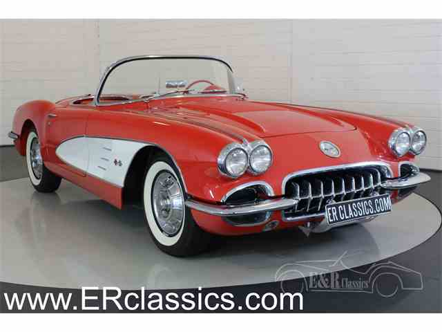 Picture of Classic 1958 Corvette - NNSH