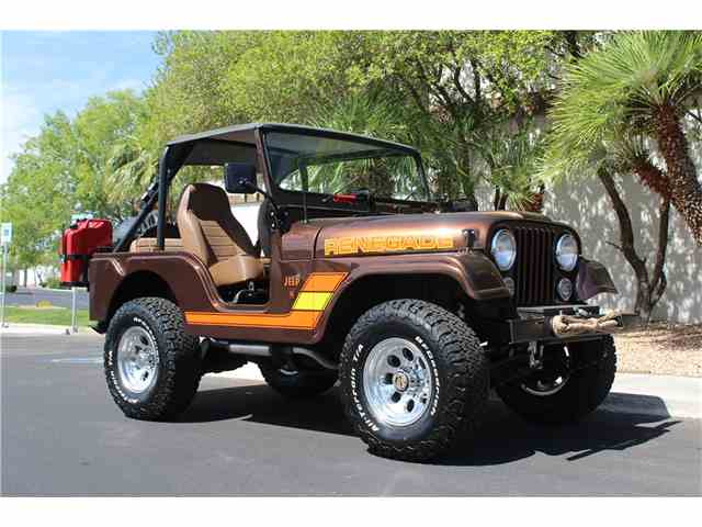 Picture of 1970 CJ5 Auction Vehicle - NL2H