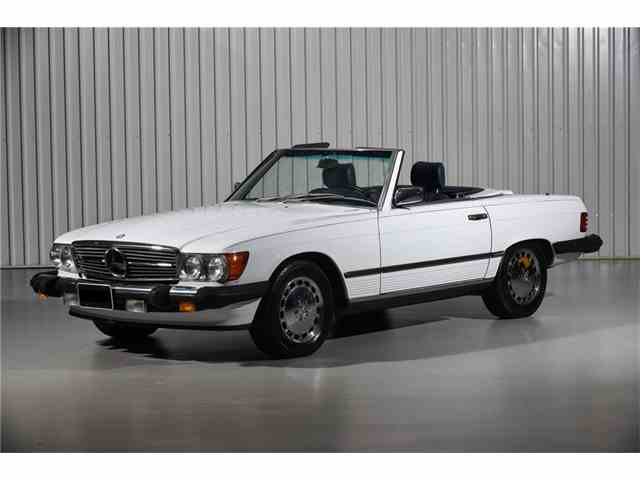 Picture of '89 560SL - NNT7