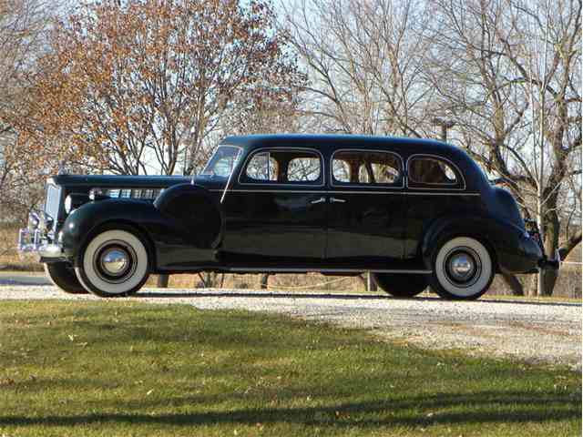 Picture of 1940 Packard 18th Series - $89,998.00 Offered by  - NNTC