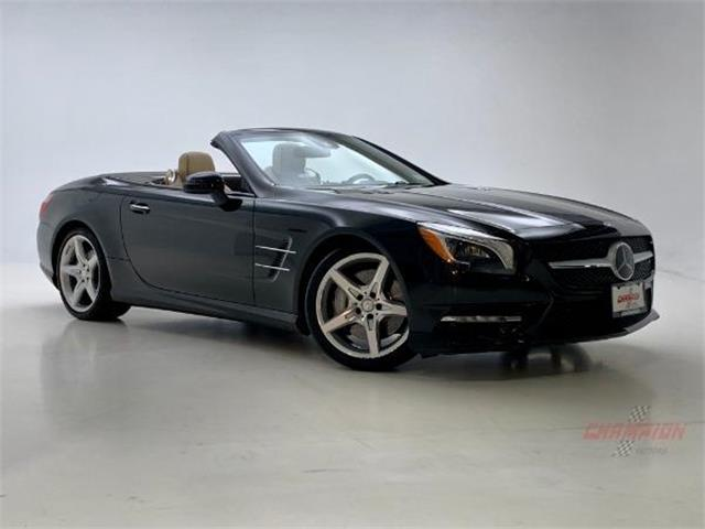 Picture of '13 SL-Class located in Syosset New York Offered by  - NNTK