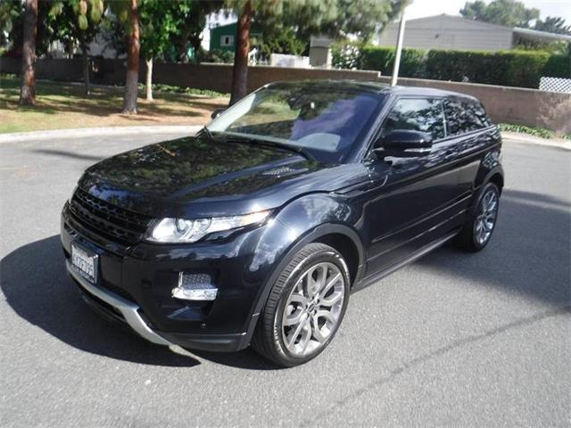 Picture of '12 Range Rover Evoque - NNU2
