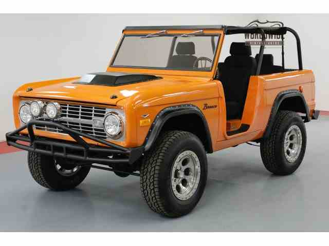 Picture of '69 Bronco Offered by  - NNUD