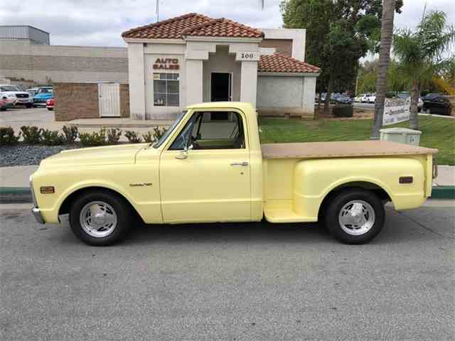 Picture of '71 C10 - NNUK